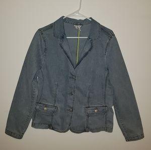🦄CAbi denim jacket